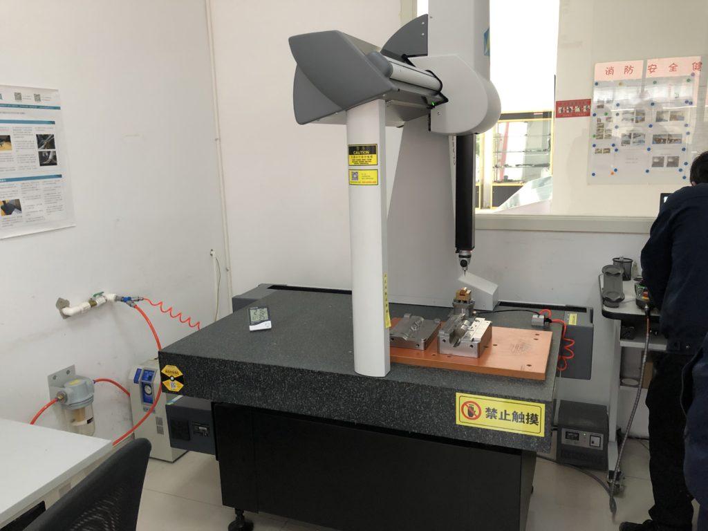最新鋭 三次元測定機