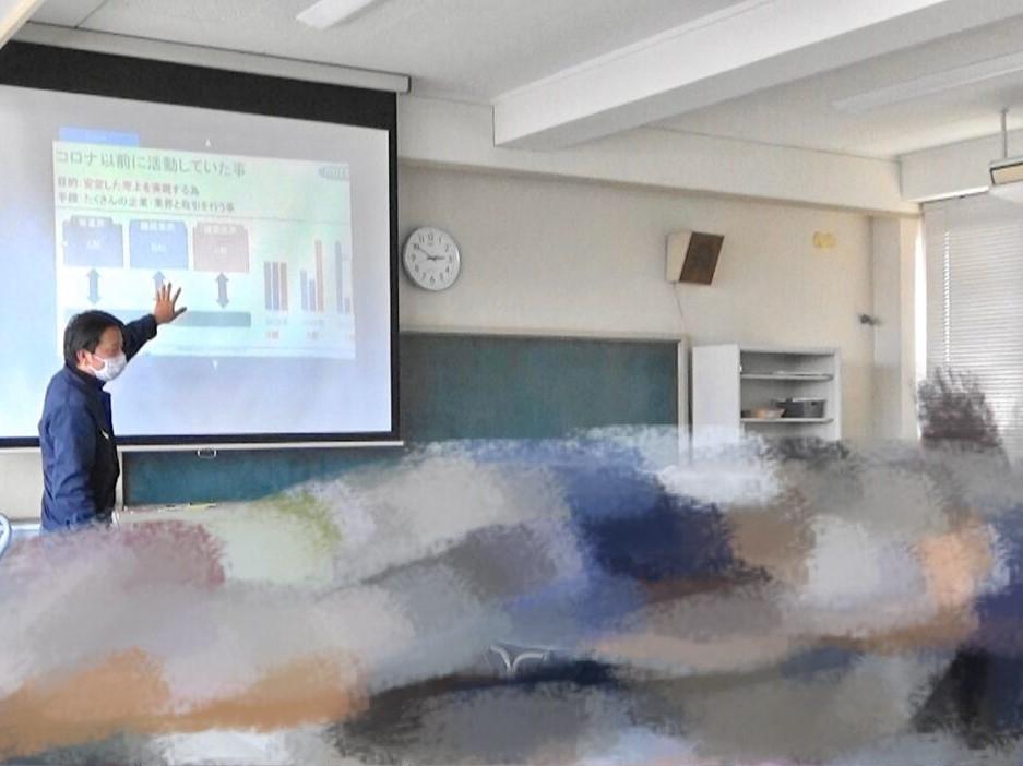 岡山大学教育学部 特別授業